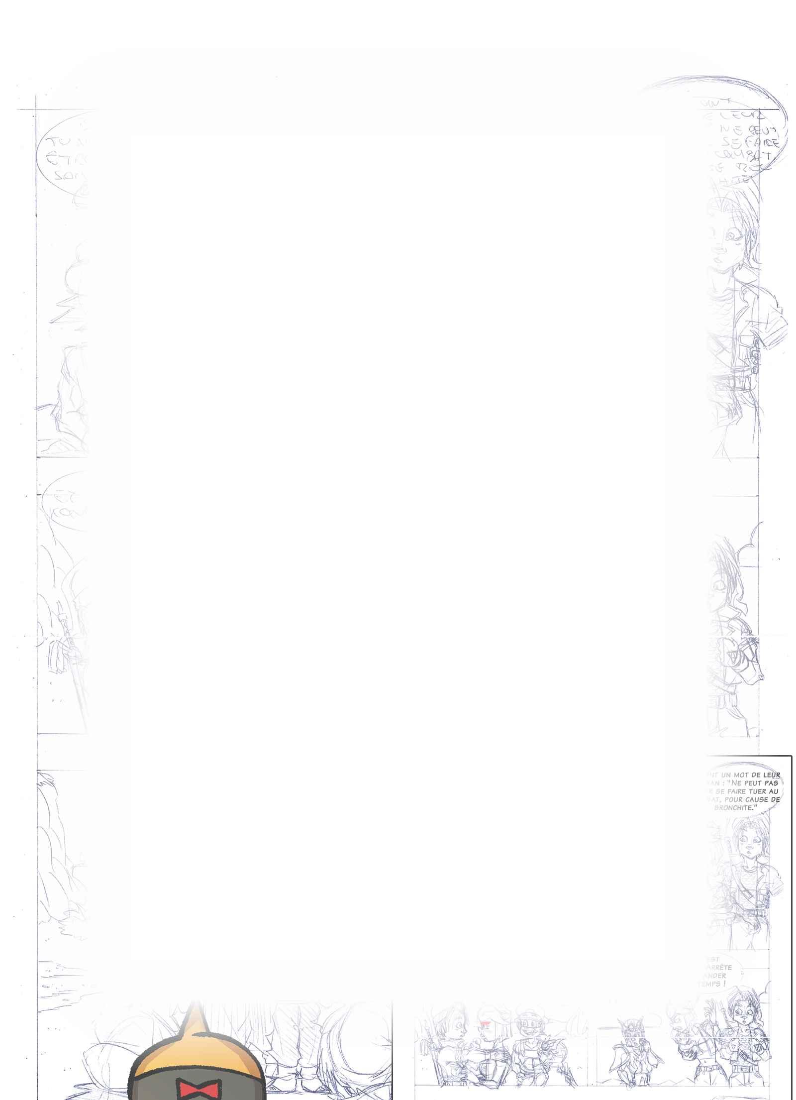 Super Dragon Bros Z : Chapitre 20 page 16