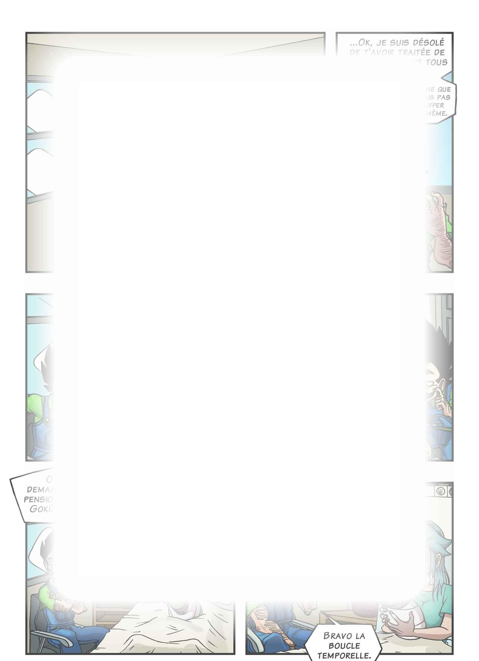 Super Dragon Bros Z : Chapitre 20 page 3