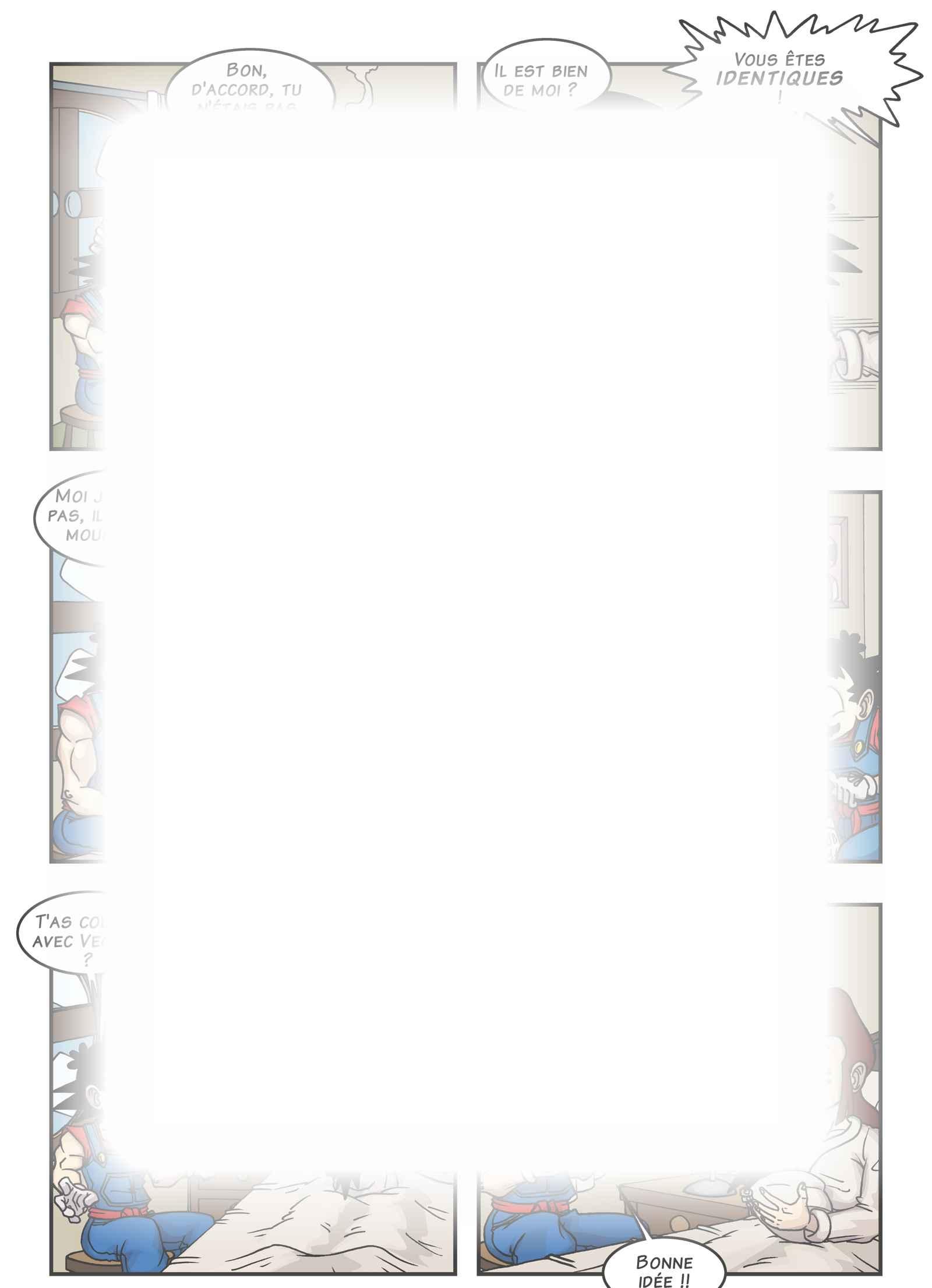 Super Dragon Bros Z : Chapitre 20 page 5