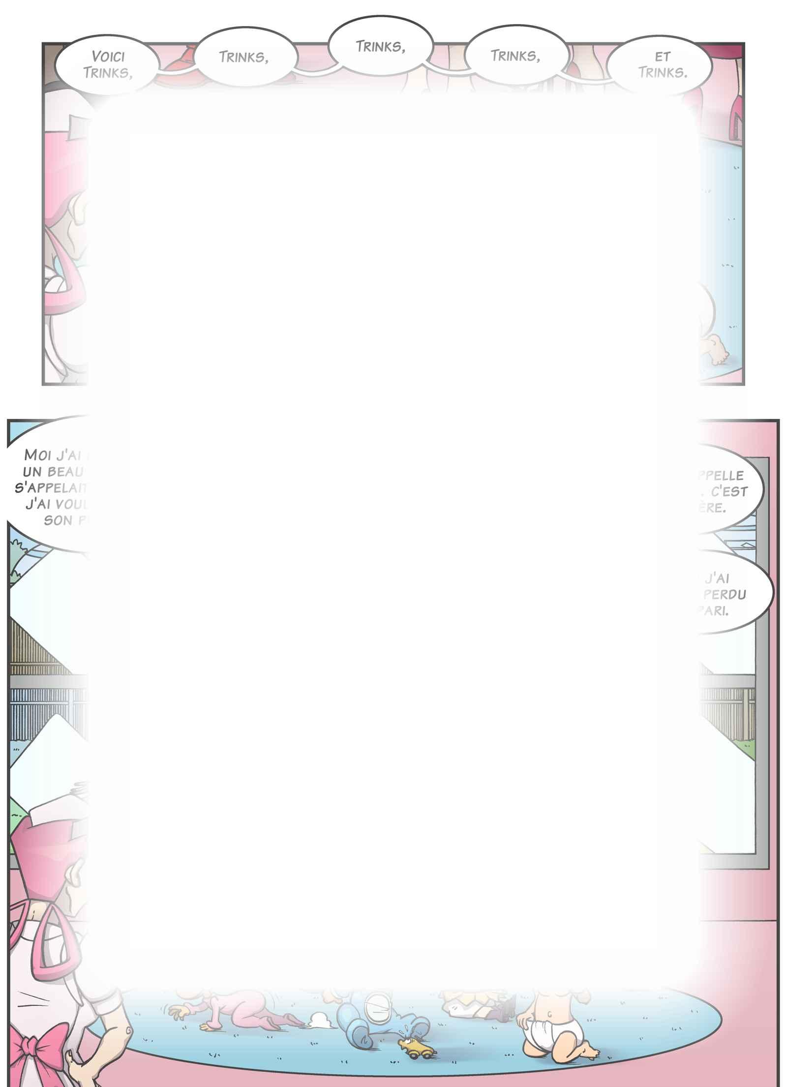 Super Dragon Bros Z : Chapitre 20 page 9