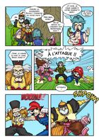 Super Dragon Bros Z : Chapitre 20 page 17