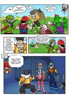 Super Dragon Bros Z : Chapitre 20 page 21