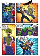 Super Dragon Bros Z : Chapitre 20 page 29