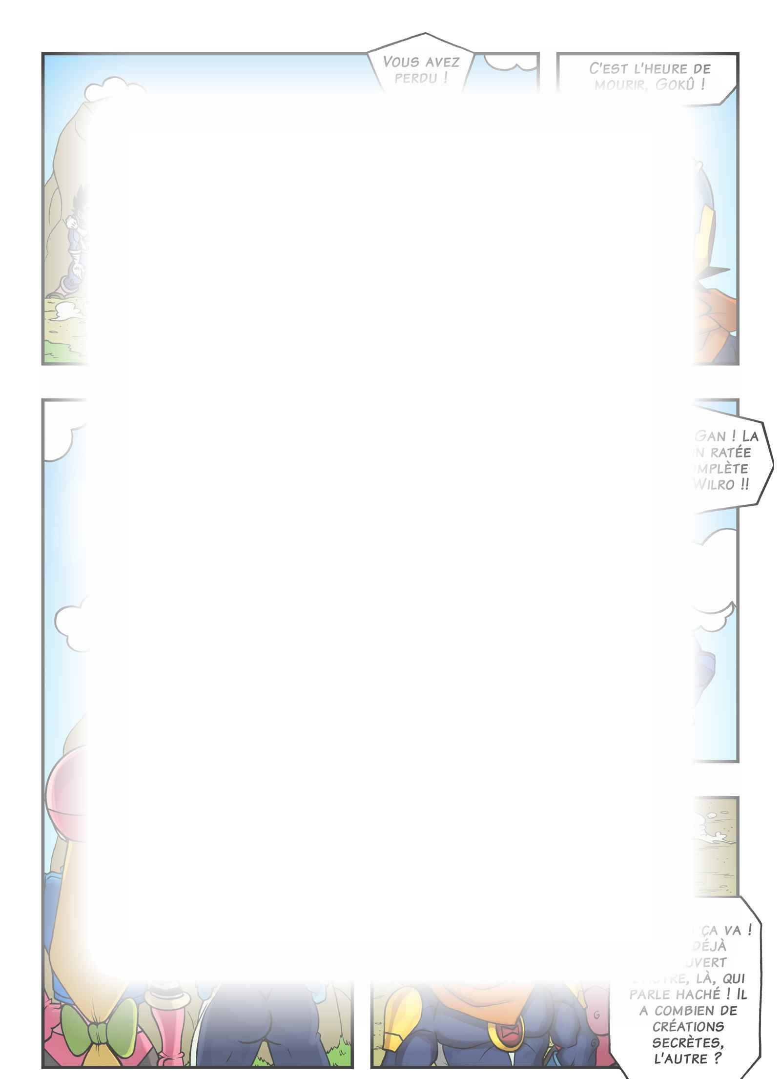 Super Dragon Bros Z : Chapitre 20 page 35