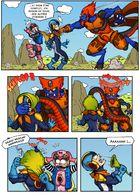 Super Dragon Bros Z : Chapitre 20 page 37