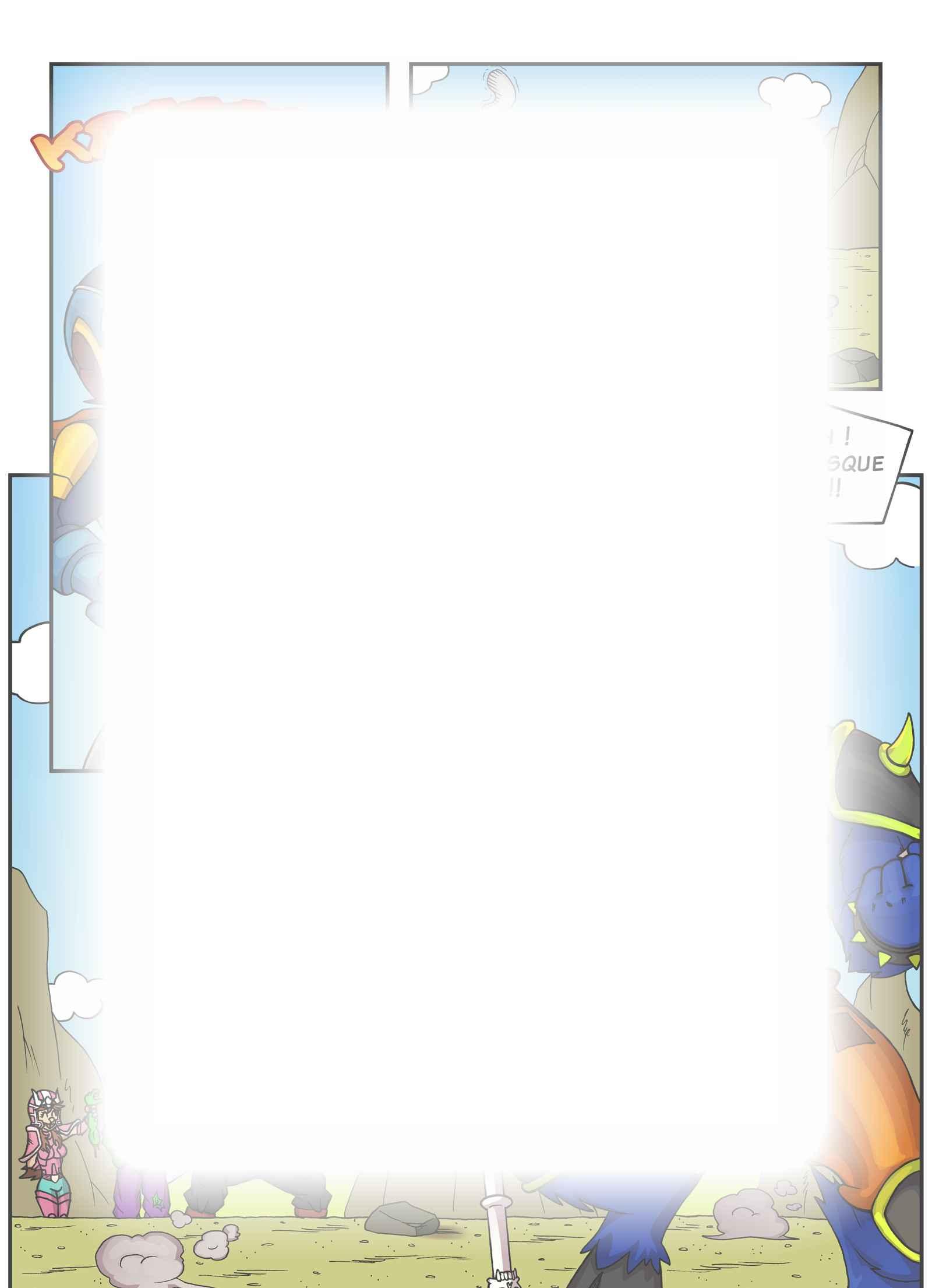 Super Dragon Bros Z : Chapitre 20 page 39