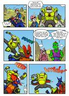 Super Dragon Bros Z : Chapitre 20 page 41