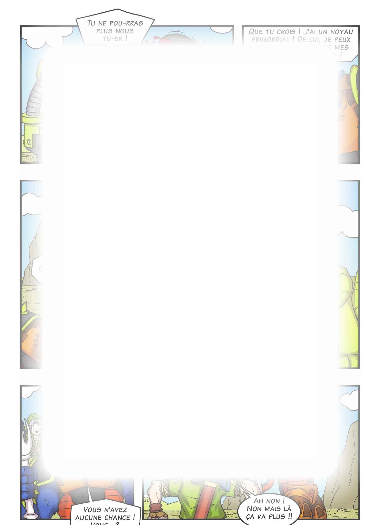 Super Dragon Bros Z : Chapitre 20 page 43