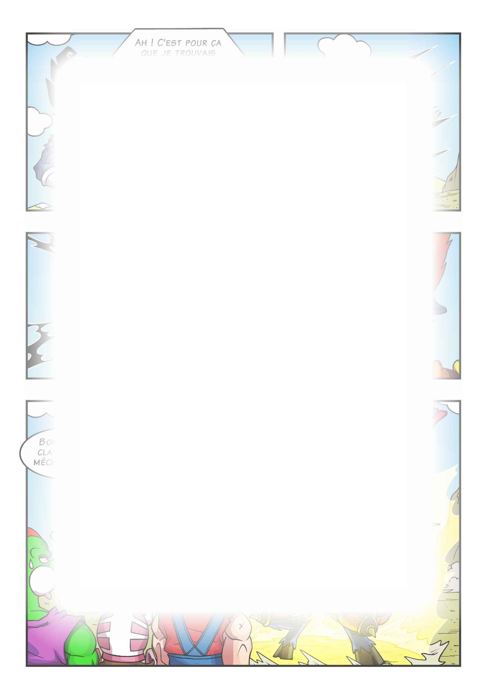 Super Dragon Bros Z : Chapitre 20 page 47