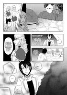 L'amour derriere le masque : Chapitre 6 page 3