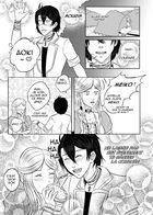 L'amour derriere le masque : Chapitre 6 page 5