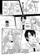 L'amour derriere le masque : Chapitre 6 page 8