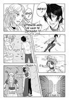 L'amour derriere le masque : Chapitre 6 page 9