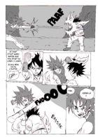 Burn Head : Chapitre 14 page 3