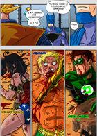 Justice League Goku : Chapitre 1 page 3