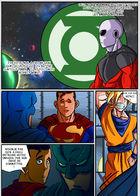 Justice League Goku : Chapitre 1 page 6