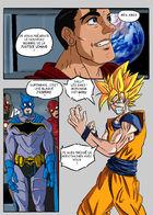 Justice League Goku : Chapitre 1 page 1