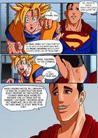 Justice League Goku : Chapitre 1 page 5