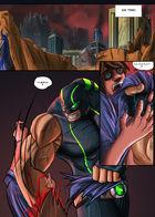 Justice League Goku : Chapitre 1 page 8
