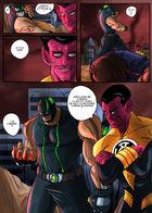 Justice League Goku : Chapitre 1 page 9
