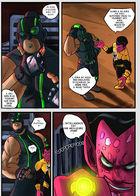 Justice League Goku : Chapitre 1 page 10