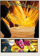 Justice League Goku : Chapitre 1 page 11