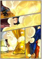 Justice League Goku : Chapitre 1 page 12