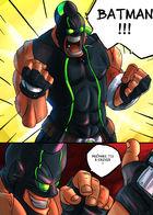 Justice League Goku : Chapitre 1 page 15