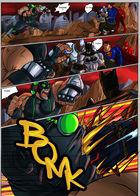 Justice League Goku : Chapitre 1 page 16