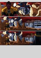 Justice League Goku : Chapitre 1 page 18