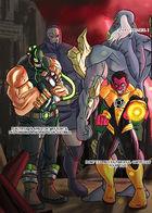 Justice League Goku : Chapitre 1 page 4