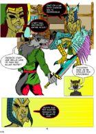 Chroniques de la guerre des Six : Capítulo 3 página 12