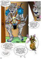 Chroniques de la guerre des Six : Capítulo 3 página 13