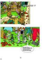 Chroniques de la guerre des Six : Capítulo 3 página 15
