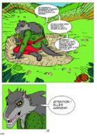 Chroniques de la guerre des Six : Capítulo 3 página 16