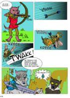 Chroniques de la guerre des Six : Capítulo 3 página 17