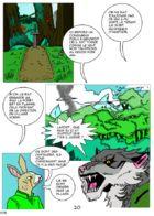 Chroniques de la guerre des Six : Capítulo 3 página 23