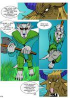 Chroniques de la guerre des Six : Capítulo 3 página 28