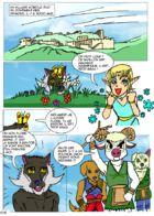 Chroniques de la guerre des Six : Capítulo 3 página 5