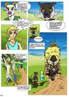 Chroniques de la guerre des Six : Capítulo 3 página 6
