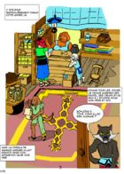 Chroniques de la guerre des Six : Chapitre 3 page 8