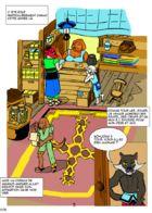 Chroniques de la guerre des Six : Capítulo 3 página 8