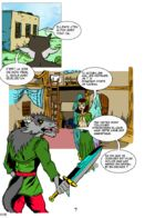 Chroniques de la guerre des Six : Capítulo 3 página 10