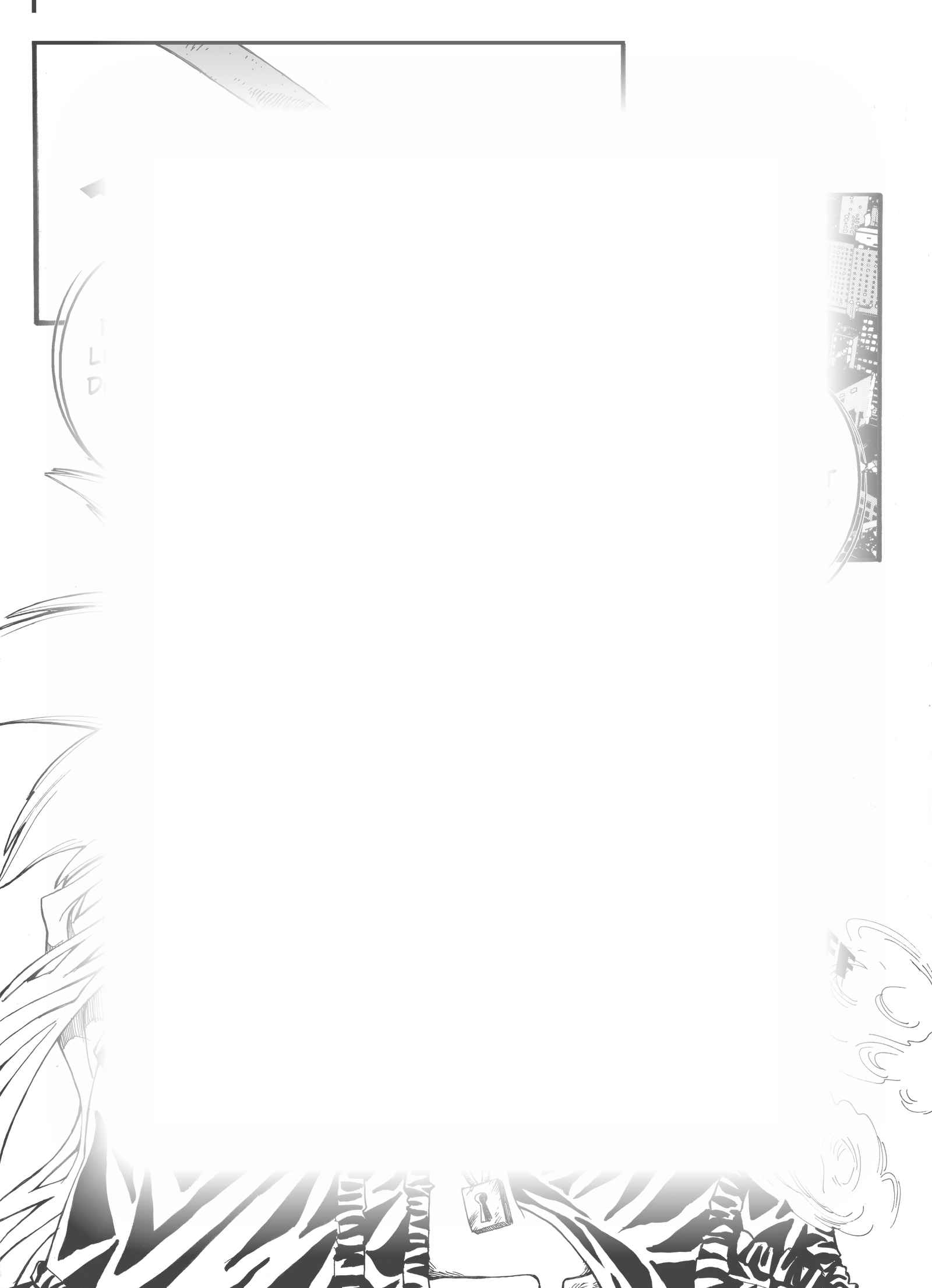 Run 8 (dark fantasy) : Chapitre 5 page 3