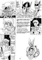 Saint Seiya Arès Apocalypse : Chapitre 1 page 18