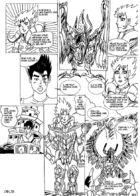 Saint Seiya Arès Apocalypse : Chapitre 1 page 21