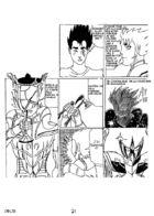 Saint Seiya Arès Apocalypse : Chapter 1 page 22