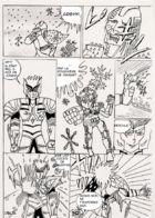 Saint Seiya Arès Apocalypse : Chapitre 1 page 31