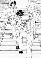 La meute solitaire : Chapitre 1 page 17