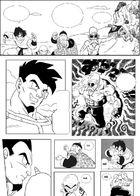 DBM U3 & U9: Una Tierra sin Goku : Chapitre 9 page 11